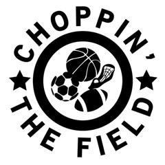 Choppin the Field Logo