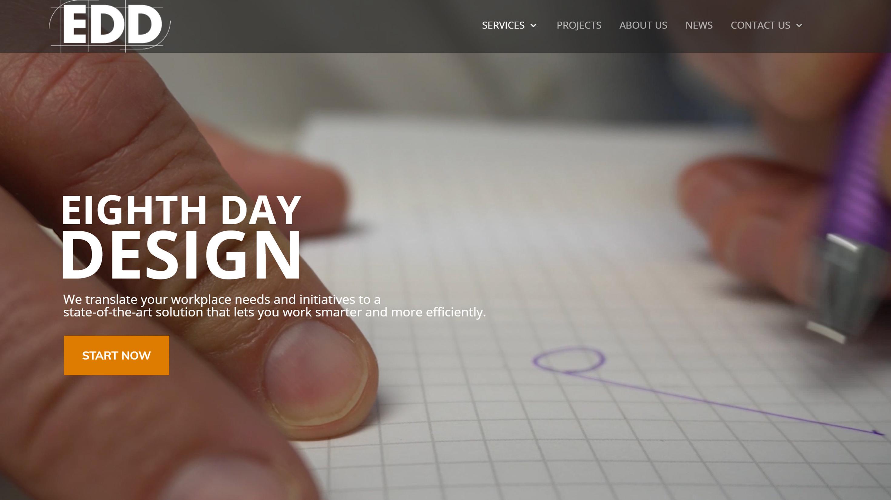 Eighth Day Design Website
